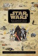 Galactic Atlas Czech cover