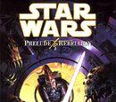 Star Wars Republic: Prelude to Rebellion (TPB)