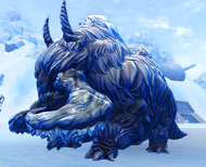 Ice tromper