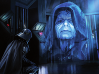 Counsel of the Sith TCG by Villeneuve
