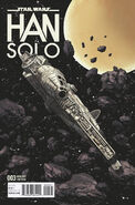 Star Wars Han Solo 3 Shalvey
