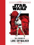 The Legends of Luke Skywalker final cover