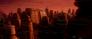 Bespin skyscrapers