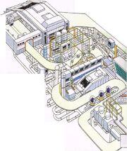 Tomorrowland schematics