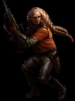 Twilek Big-game Hunter EtU