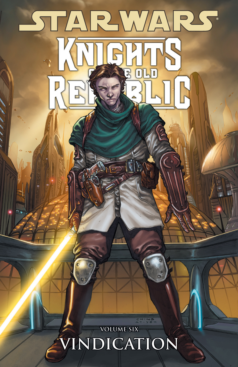 Image result for knights of the old republic vol 6