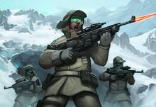 Echo defender TCG by Konstad
