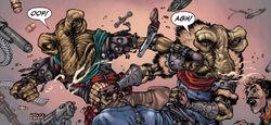 Moomo fight