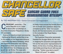 Chancellor safe