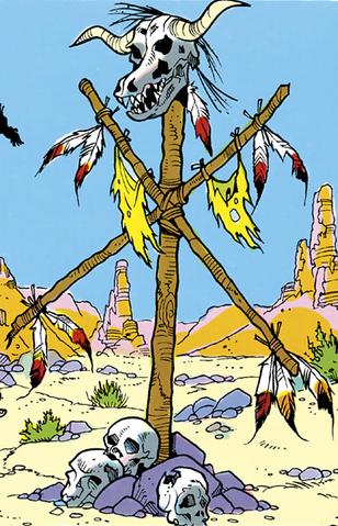 File:Lizard Warrior totem pole.png