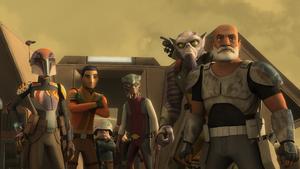 Rebels on Reklam Station