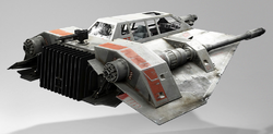 T-47 Airspeeder Harpoon DICE