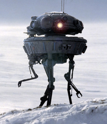 Imperial Drone Hoth