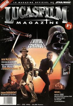 Lucasfilm Magazine 1