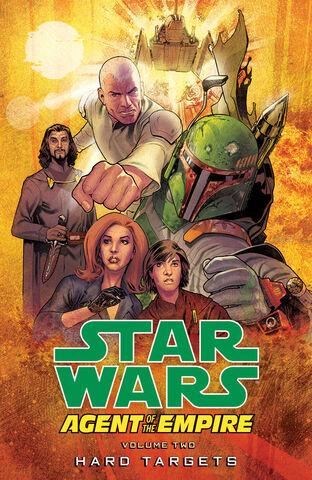 File:Agent of the Empire Volume 2.jpg