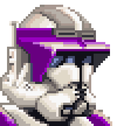 File:Unidentified clone trooper commander Jedi Temple-SW Ep III RotS video game.png