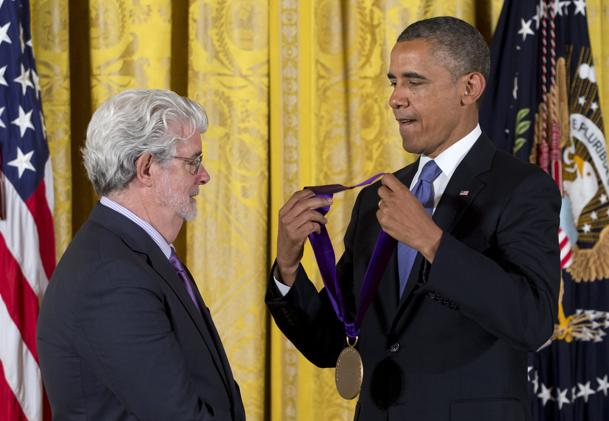File:Obama and Lucas.jpg