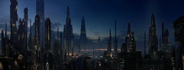 File:Coruscant at night.jpg