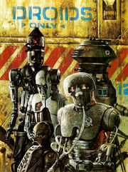 Cynabars Fantastic Technology Droids