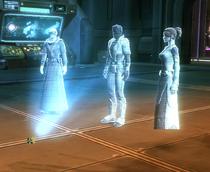 Noetikon of Light Hologram