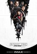 Rogue One IMAX Poster