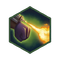 Uprising Icon Directional Flamethrower