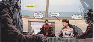 Galactic Triumvirate meeting