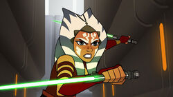 Ahsoka The Padawan Path