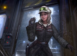 Hoth Scout TCG