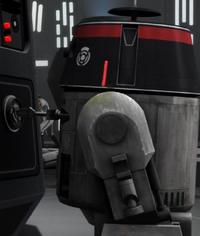 Chopper the Imperial Droid