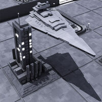 Mooring Tower