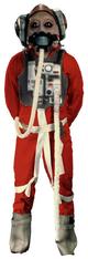 Ten numb rebel suit