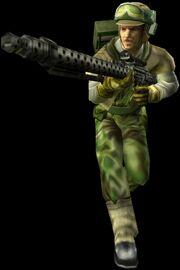 Rebel marksman BF