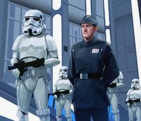 Imperial Officer TCG-CS