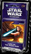 Lure of the Dark Side - TCG box