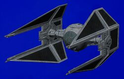 Civ Darklancers TIE Interceptor