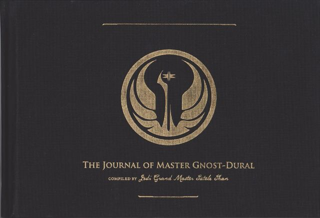 File:The Journal of Master Gnost-Dural book cover.jpg