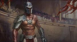 Great War Mandalore gladiator