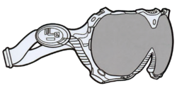 Armascan Weapon Detection Goggles