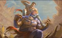 Houk gladiator