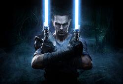 Galen Marek in Star Wars- The Force Unleashed II