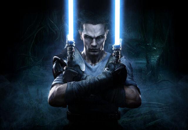 File:Galen Marek in Star Wars- The Force Unleashed II.jpg