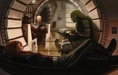 Band of smugglers EotE by Jake Murray
