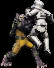 Zeb Stormtrooper Fathead