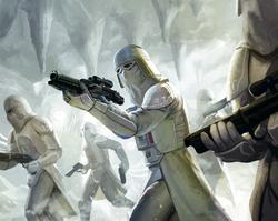 Snowtrooper Vanguard AoEB