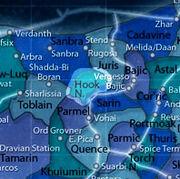 Hook Nebula