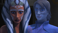 Ahsoka sees a hologram of Anakin.png