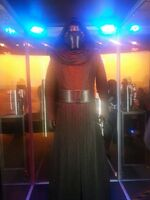 Kylo Ren The Force Awakens Exhibit