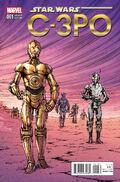 Star Wars Special C-3PO 1 Nauck Variant