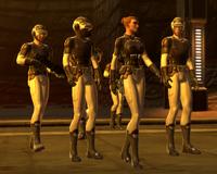 Dorne squad